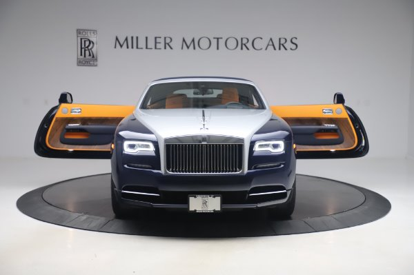 Used 2017 Rolls-Royce Dawn for sale $239,900 at Maserati of Greenwich in Greenwich CT 06830 20