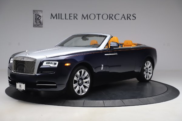Used 2017 Rolls-Royce Dawn for sale $239,900 at Maserati of Greenwich in Greenwich CT 06830 3