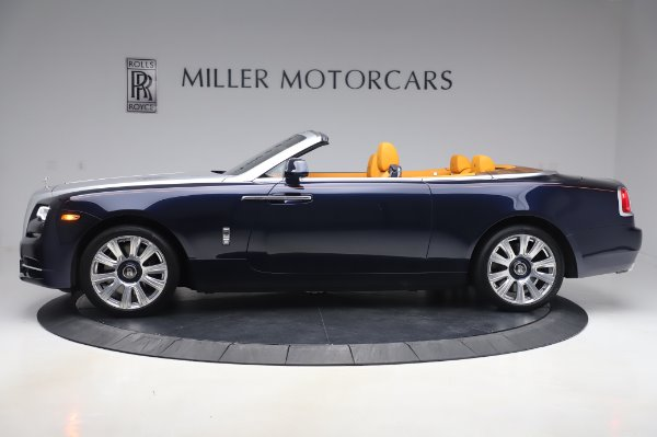 Used 2017 Rolls-Royce Dawn for sale $239,900 at Maserati of Greenwich in Greenwich CT 06830 4