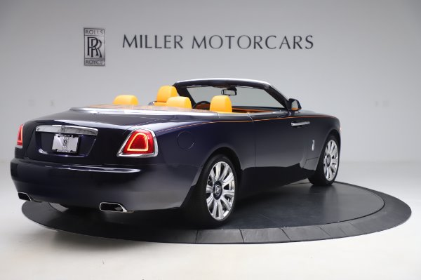 Used 2017 Rolls-Royce Dawn for sale $239,900 at Maserati of Greenwich in Greenwich CT 06830 7