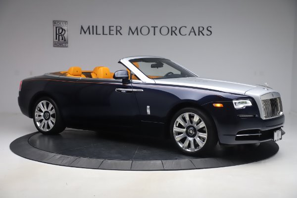 Used 2017 Rolls-Royce Dawn for sale $239,900 at Maserati of Greenwich in Greenwich CT 06830 9