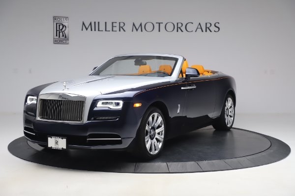Used 2017 Rolls-Royce Dawn for sale $239,900 at Maserati of Greenwich in Greenwich CT 06830 1