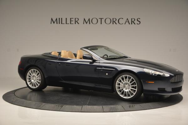 Used 2007 Aston Martin DB9 Volante for sale Sold at Maserati of Greenwich in Greenwich CT 06830 10