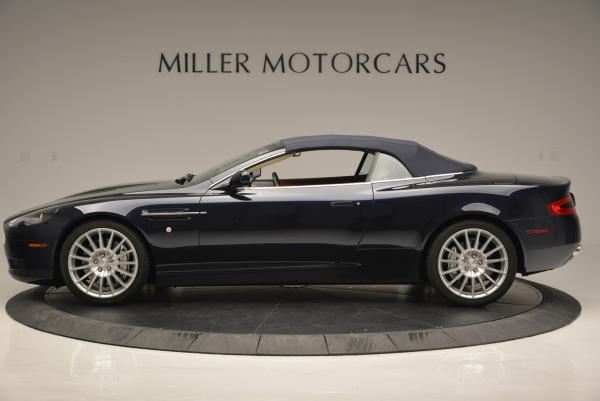 Used 2007 Aston Martin DB9 Volante for sale Sold at Maserati of Greenwich in Greenwich CT 06830 15
