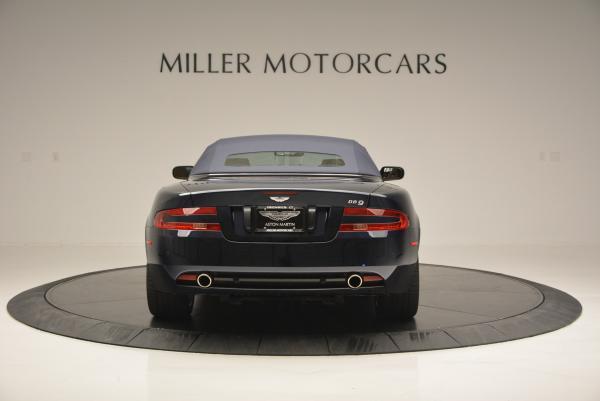 Used 2007 Aston Martin DB9 Volante for sale Sold at Maserati of Greenwich in Greenwich CT 06830 18