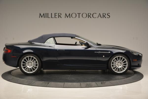 Used 2007 Aston Martin DB9 Volante for sale Sold at Maserati of Greenwich in Greenwich CT 06830 21