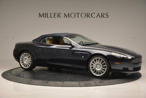 Used 2007 Aston Martin DB9 Volante for sale Sold at Maserati of Greenwich in Greenwich CT 06830 22
