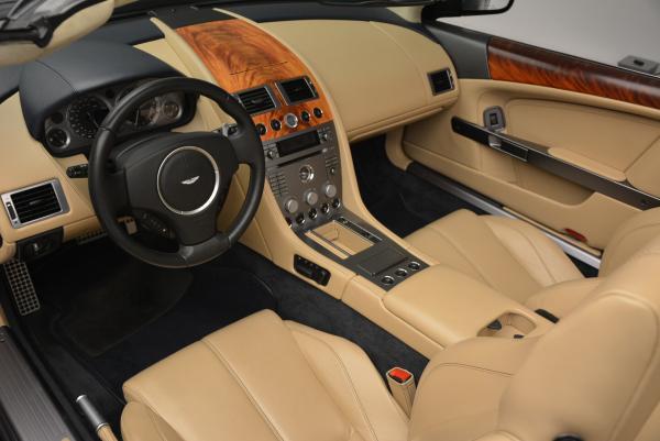 Used 2007 Aston Martin DB9 Volante for sale Sold at Maserati of Greenwich in Greenwich CT 06830 24