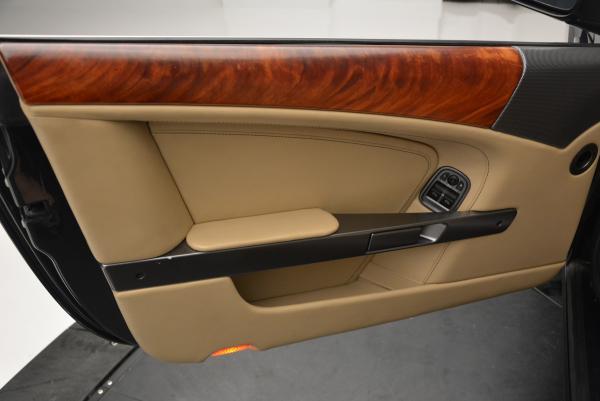 Used 2007 Aston Martin DB9 Volante for sale Sold at Maserati of Greenwich in Greenwich CT 06830 27