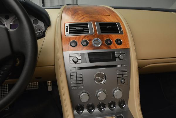 Used 2007 Aston Martin DB9 Volante for sale Sold at Maserati of Greenwich in Greenwich CT 06830 28