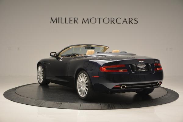 Used 2007 Aston Martin DB9 Volante for sale Sold at Maserati of Greenwich in Greenwich CT 06830 5