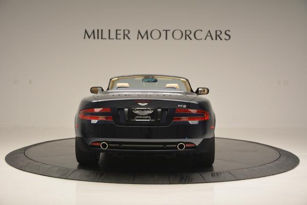 Used 2007 Aston Martin DB9 Volante for sale Sold at Maserati of Greenwich in Greenwich CT 06830 6