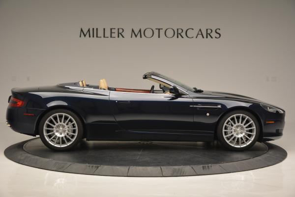 Used 2007 Aston Martin DB9 Volante for sale Sold at Maserati of Greenwich in Greenwich CT 06830 9