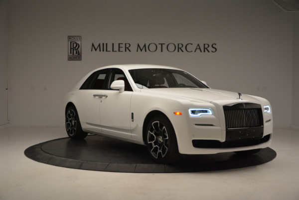 New 2017 Rolls-Royce Ghost Black Badge for sale Sold at Maserati of Greenwich in Greenwich CT 06830 11