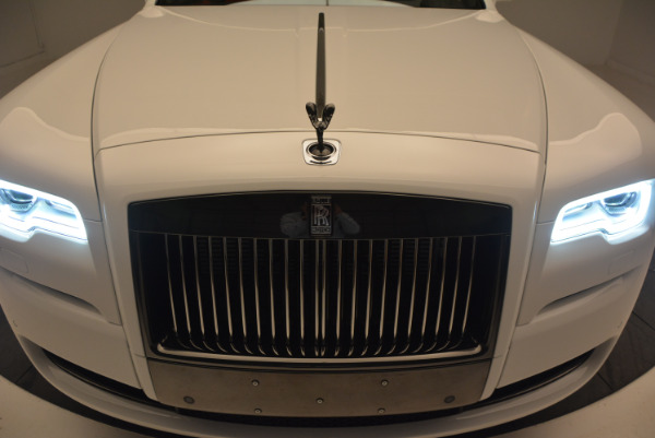 New 2017 Rolls-Royce Ghost Black Badge for sale Sold at Maserati of Greenwich in Greenwich CT 06830 14