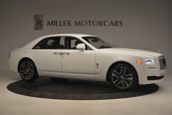 Used 2017 Rolls-Royce Ghost for sale Sold at Maserati of Greenwich in Greenwich CT 06830 10