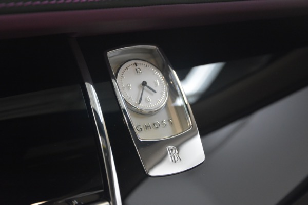 Used 2017 Rolls-Royce Ghost for sale Sold at Maserati of Greenwich in Greenwich CT 06830 27
