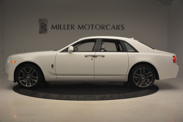 Used 2017 Rolls-Royce Ghost for sale Sold at Maserati of Greenwich in Greenwich CT 06830 3