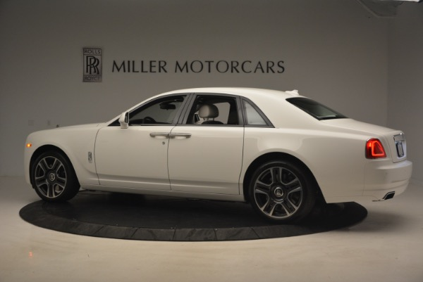 Used 2017 Rolls-Royce Ghost for sale Sold at Maserati of Greenwich in Greenwich CT 06830 4