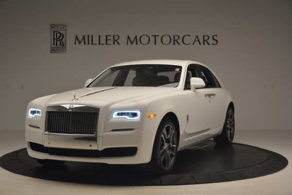 Used 2017 Rolls-Royce Ghost for sale Sold at Maserati of Greenwich in Greenwich CT 06830 1