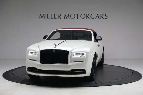 New 2017 Rolls-Royce Dawn for sale Sold at Maserati of Greenwich in Greenwich CT 06830 15