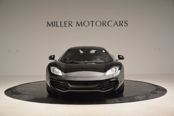 Used 2013 McLaren 12C Spider for sale Sold at Maserati of Greenwich in Greenwich CT 06830 22