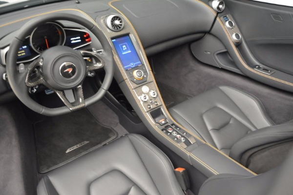 Used 2013 McLaren 12C Spider for sale Sold at Maserati of Greenwich in Greenwich CT 06830 24