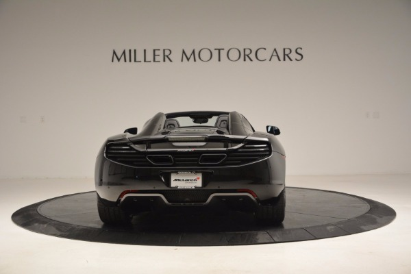 Used 2013 McLaren 12C Spider for sale Sold at Maserati of Greenwich in Greenwich CT 06830 6