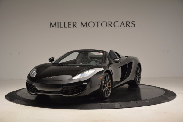Used 2013 McLaren 12C Spider for sale Sold at Maserati of Greenwich in Greenwich CT 06830 1