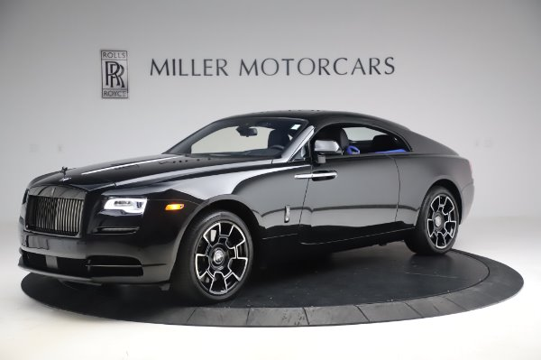 New 2017 Rolls-Royce Wraith Black Badge for sale Sold at Maserati of Greenwich in Greenwich CT 06830 3