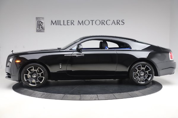 New 2017 Rolls-Royce Wraith Black Badge for sale Sold at Maserati of Greenwich in Greenwich CT 06830 4