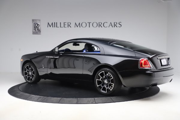New 2017 Rolls-Royce Wraith Black Badge for sale Sold at Maserati of Greenwich in Greenwich CT 06830 5