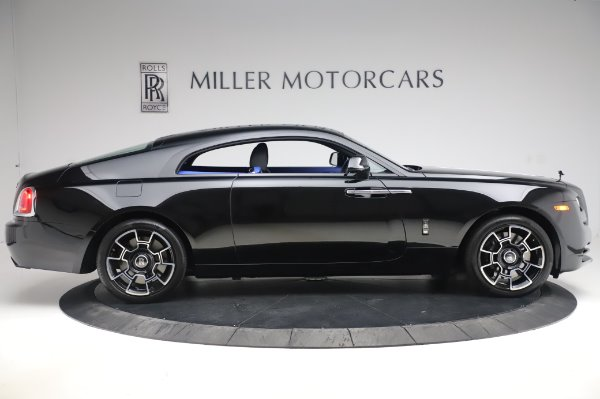 New 2017 Rolls-Royce Wraith Black Badge for sale Sold at Maserati of Greenwich in Greenwich CT 06830 8