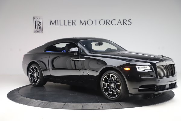 New 2017 Rolls-Royce Wraith Black Badge for sale Sold at Maserati of Greenwich in Greenwich CT 06830 9