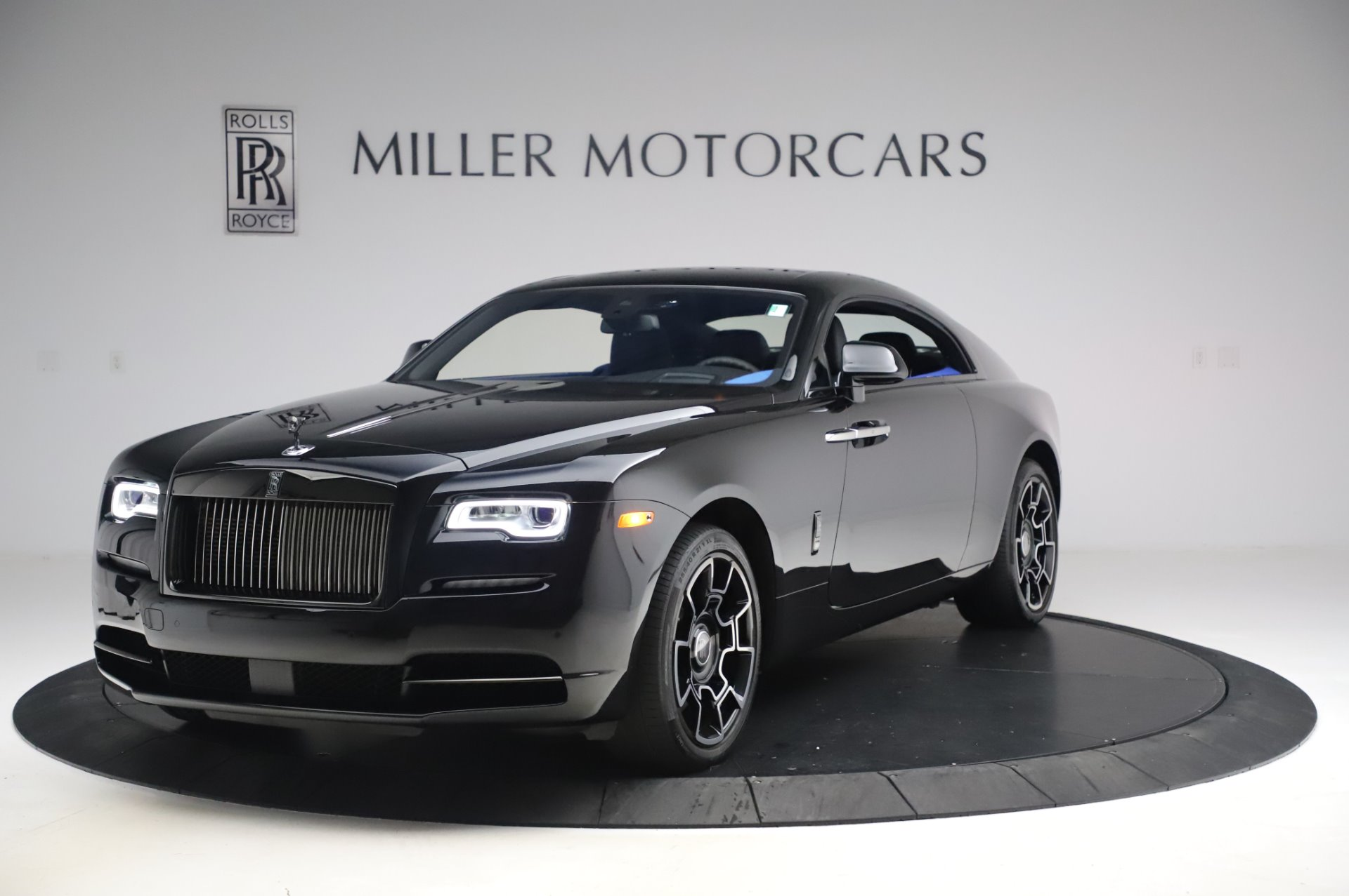 New 2017 Rolls-Royce Wraith Black Badge for sale Sold at Maserati of Greenwich in Greenwich CT 06830 1