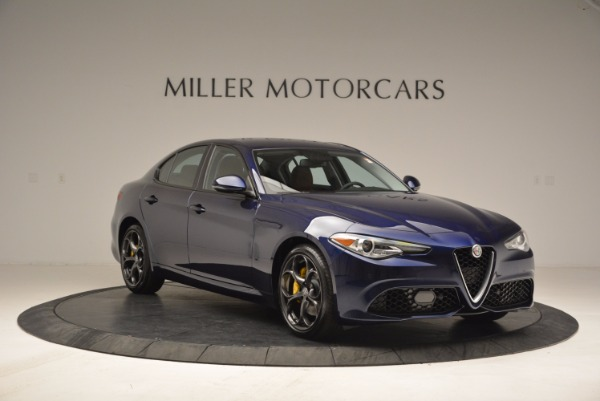 New 2017 Alfa Romeo Giulia Ti Q4 for sale Sold at Maserati of Greenwich in Greenwich CT 06830 11