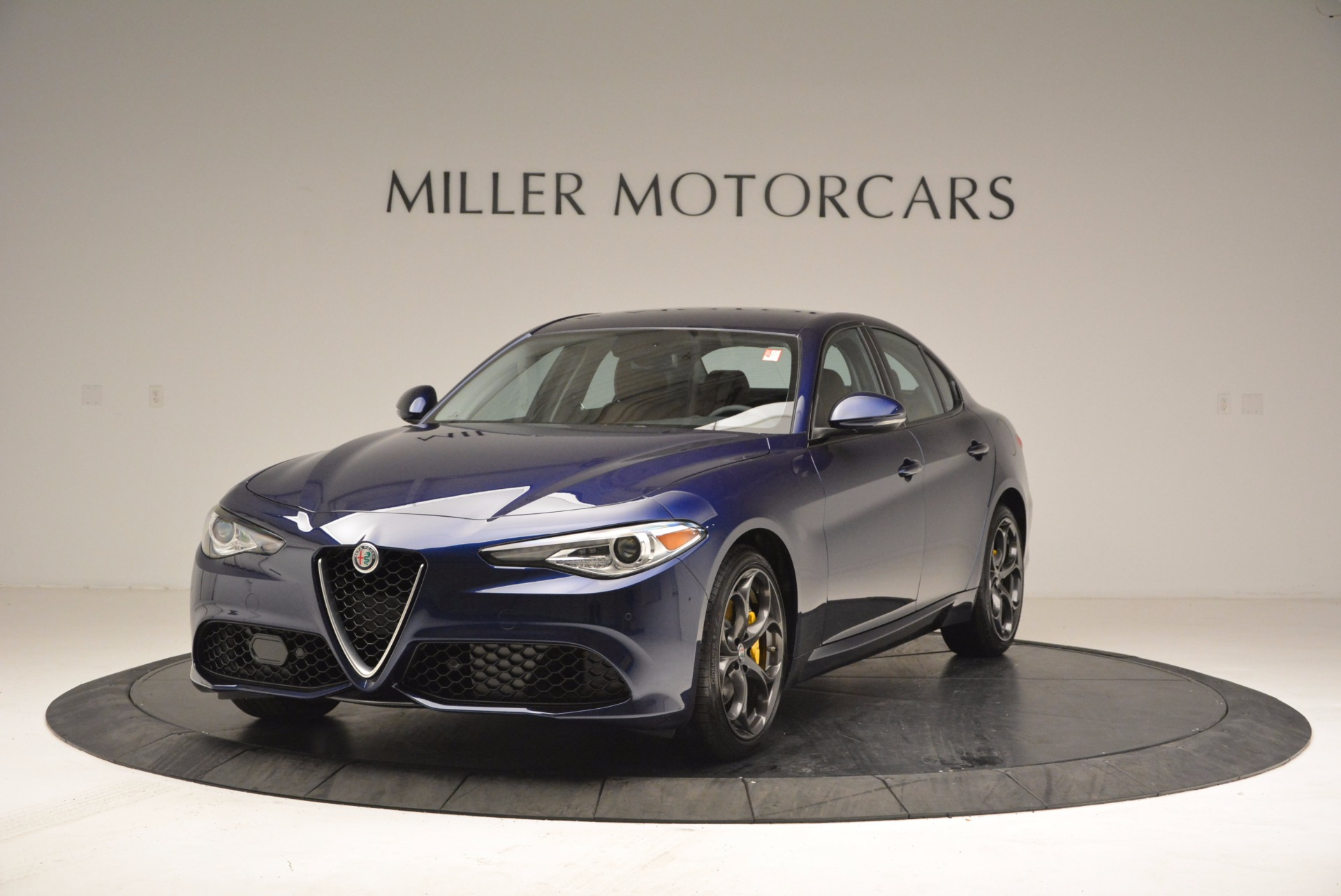 New 2017 Alfa Romeo Giulia Ti Q4 for sale Sold at Maserati of Greenwich in Greenwich CT 06830 1