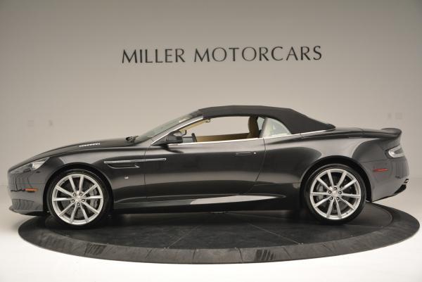 New 2016 Aston Martin DB9 GT Volante for sale Sold at Maserati of Greenwich in Greenwich CT 06830 15
