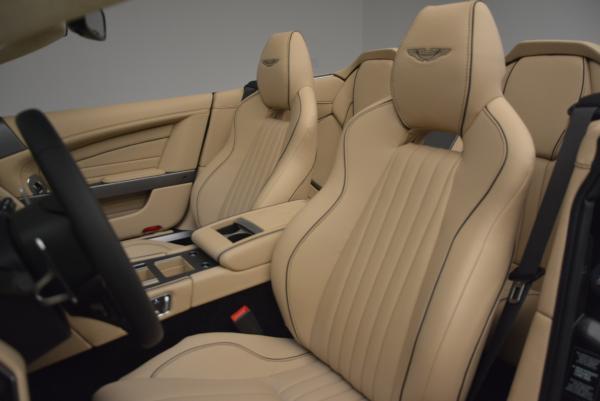 New 2016 Aston Martin DB9 GT Volante for sale Sold at Maserati of Greenwich in Greenwich CT 06830 21
