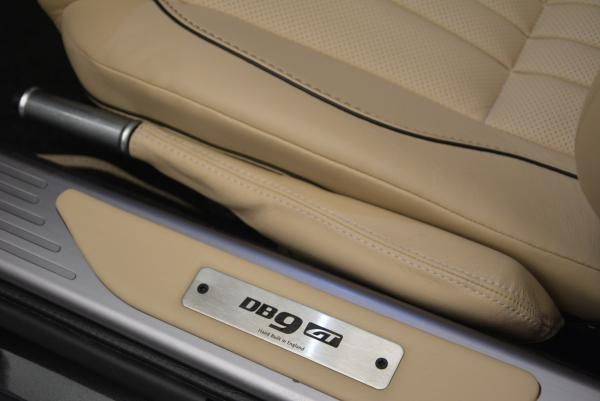 New 2016 Aston Martin DB9 GT Volante for sale Sold at Maserati of Greenwich in Greenwich CT 06830 24