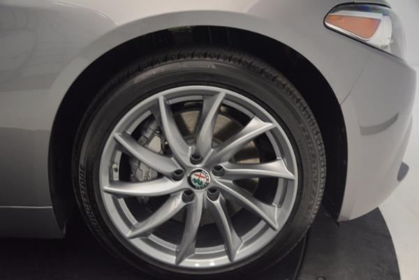 New 2017 Alfa Romeo Giulia Q4 for sale Sold at Maserati of Greenwich in Greenwich CT 06830 26