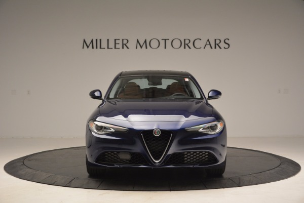 New 2017 Alfa Romeo Giulia Q4 for sale Sold at Maserati of Greenwich in Greenwich CT 06830 12