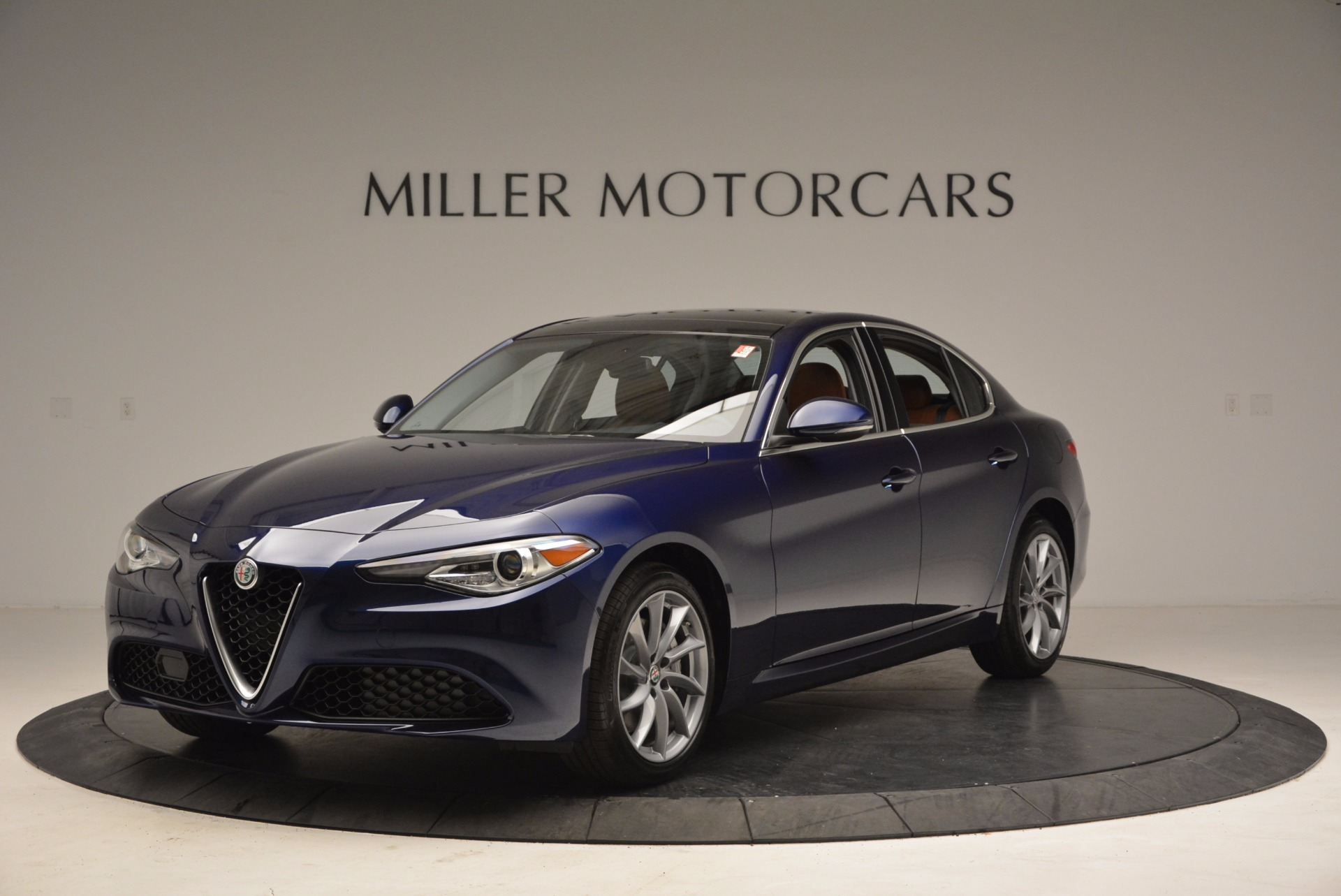 New 2017 Alfa Romeo Giulia Q4 for sale Sold at Maserati of Greenwich in Greenwich CT 06830 1