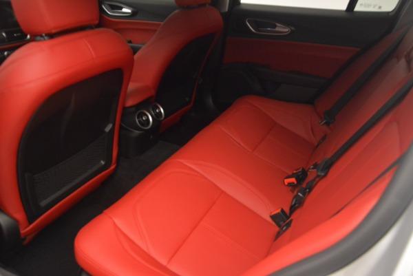 New 2017 Alfa Romeo Giulia Q4 for sale Sold at Maserati of Greenwich in Greenwich CT 06830 16