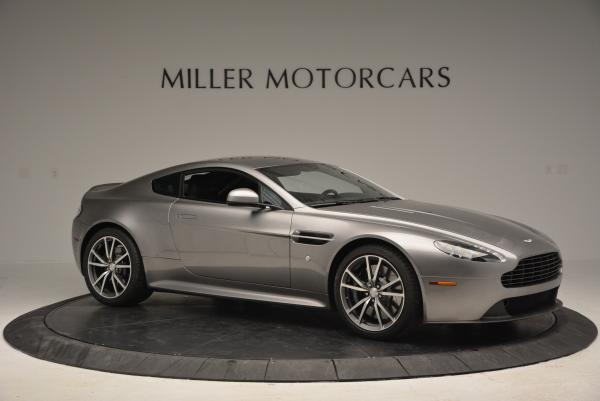 Used 2016 Aston Martin V8 Vantage GT Coupe for sale Sold at Maserati of Greenwich in Greenwich CT 06830 10