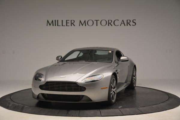 Used 2016 Aston Martin V8 Vantage GT Coupe for sale Sold at Maserati of Greenwich in Greenwich CT 06830 2