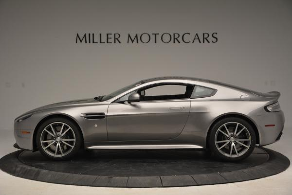 Used 2016 Aston Martin V8 Vantage GT Coupe for sale Sold at Maserati of Greenwich in Greenwich CT 06830 3