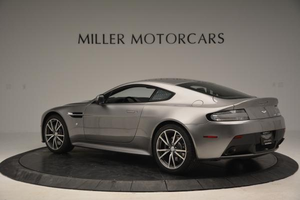 Used 2016 Aston Martin V8 Vantage GT Coupe for sale Sold at Maserati of Greenwich in Greenwich CT 06830 4