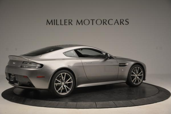 Used 2016 Aston Martin V8 Vantage GT Coupe for sale Sold at Maserati of Greenwich in Greenwich CT 06830 8