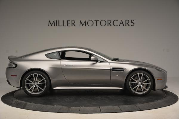 Used 2016 Aston Martin V8 Vantage GT Coupe for sale Sold at Maserati of Greenwich in Greenwich CT 06830 9